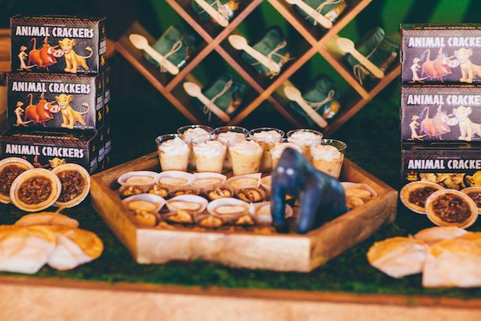 Sweets from a Safari Birthday Party via Kara's Party Ideas | KarasPartyIdeas.com (17)