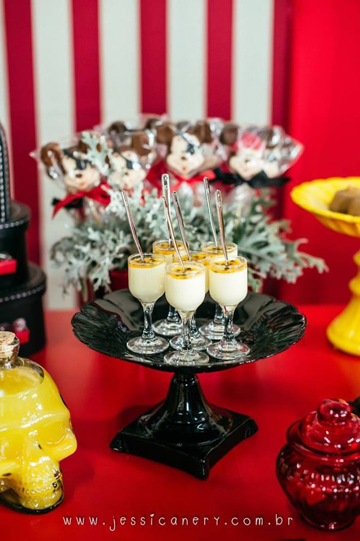 Kara S Party Ideas Mickey Mouse Pirate Themed Birthday