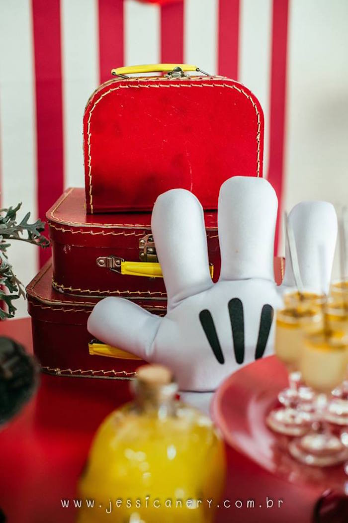 Decor Details from a Mickey Mouse Pirate Themed Birthday Party via Kara's Party Ideas - KarasPartyIdeas.com (17)