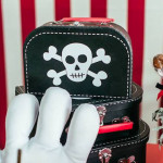 Decor + Details from a Mickey Mouse Pirate Themed Birthday Party via Kara's Party Ideas - KarasPartyIdeas.com (1)