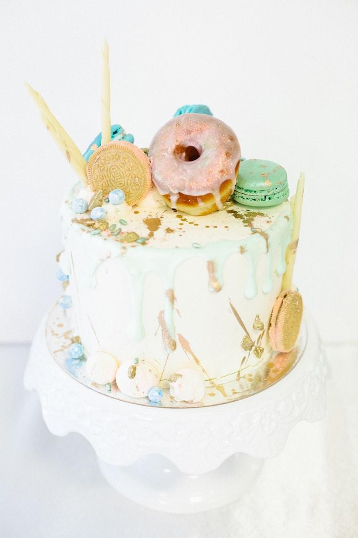 Karas Party Ideas Pastel Art Themed Birthday Party Karas Party