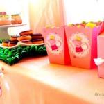Sweets + Snacks + Favors from a Peppa Pig Princess Birthday Party via Kara's Party Ideas KarasPartyIdeas.com (2)