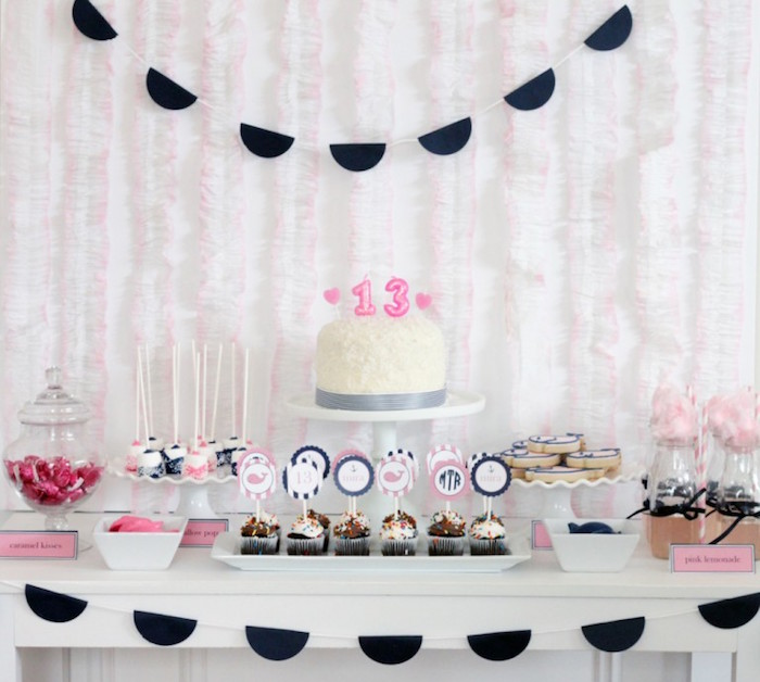 Karas Party Ideas Preppy Whale Themed Birthday Party Karas