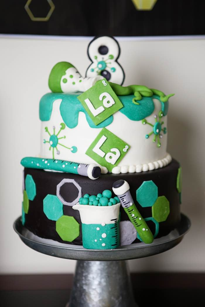 Graduation Cake Ideas Green