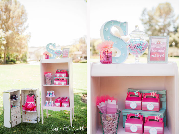 Details from an American Girl Doll Inspired Birthday Party via Kara's Party Ideas | KarasPartyIdeas.com | The Place for All Things Party! (47)