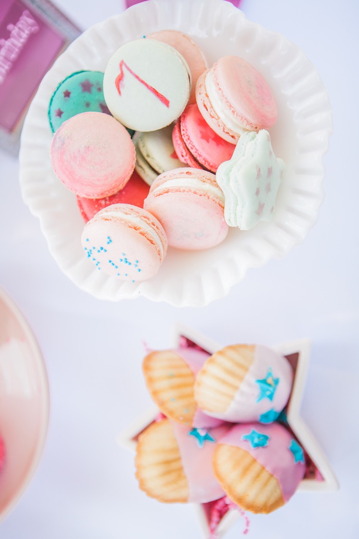 Sweets from an American Girl Doll Inspired Birthday Party via Kara's Party Ideas | KarasPartyIdeas.com | The Place for All Things Party! (25)