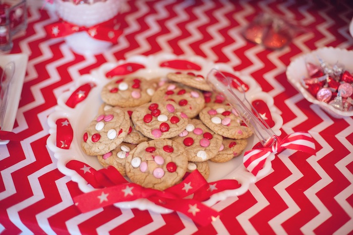 American Themed Dinner Party Ideas Part - 46: Cookies From An American Girl Doll Themed Birthday Party Via Karau0027s Party  Ideas! KarasPartyIdeas.