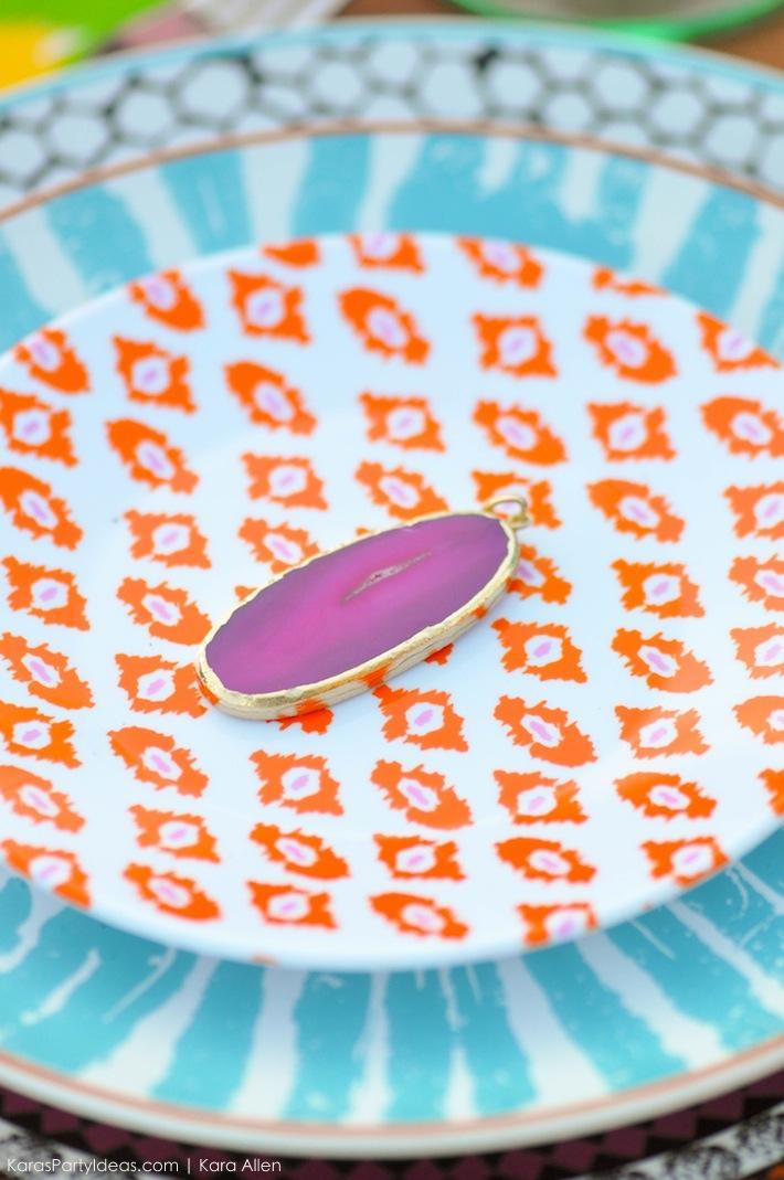Backyard Boho Tiki Party by Kara's Party Ideas   Kara Allen   KarasPartyIdeas.com-50