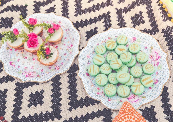 Sweets from a Bohemian Gypsy Birthday Party via Kara's Party Ideas KarasPartyIdeas.com (21)