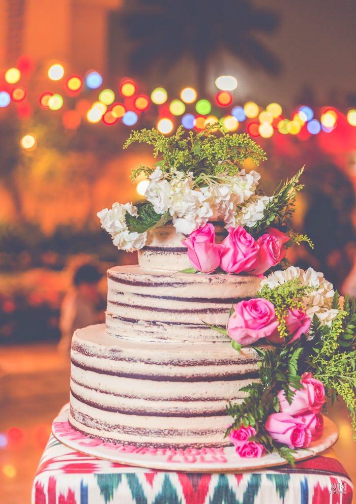 Fortune Teller Birthday Cake