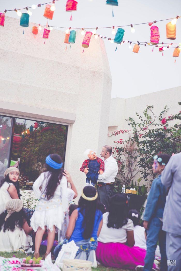 Kara\'s Party Ideas Bohemian Gypsy Birthday Party | Kara\'s Party Ideas