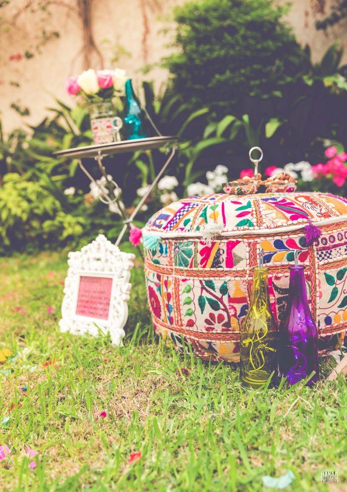 Kara S Party Ideas Bohemian Gypsy Birthday Party Kara S