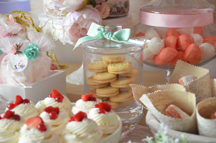 Sweets + Details from a Boho Chic Minnie Mouse Birthday Party via Kara's Party Ideas KarasPartyIdeas.com (21)