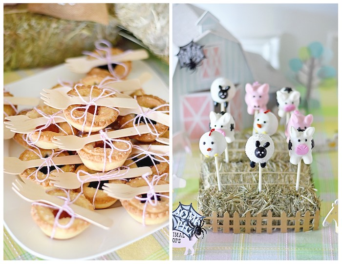 Sweets from a Charlotte's Web Inspired Birthday Party via Kara's Party Ideas | KarasPartyIdeas.com - The Place for All Things Party! (31)