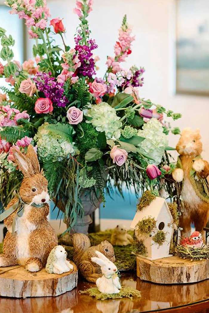 Details + Decor from an Enchanted Woodland Forest Birthday Party via Kara's Party Ideas | KarasPartyIdeas.com - The Place for All Things Party! (31)