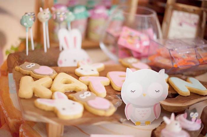 Sweets from a Fairy Garden Birthday Party via Kara's Party Ideas KarasPartyIdeas.com (5)