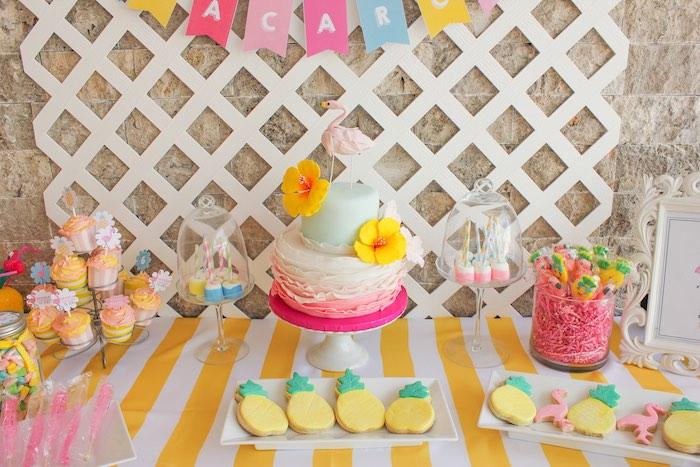 Flamingo Kara S Party Ideas
