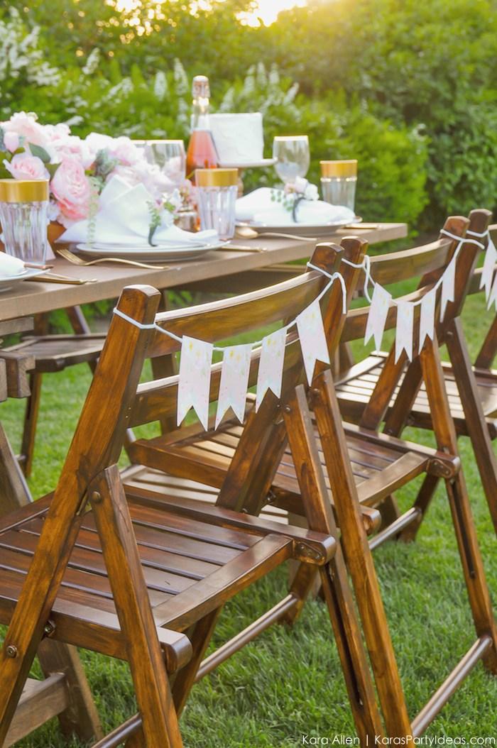 Garden Party Tablescape by Kara Allen | Kara's Party Ideas | KarasPartyIdeas.com for Canon-16