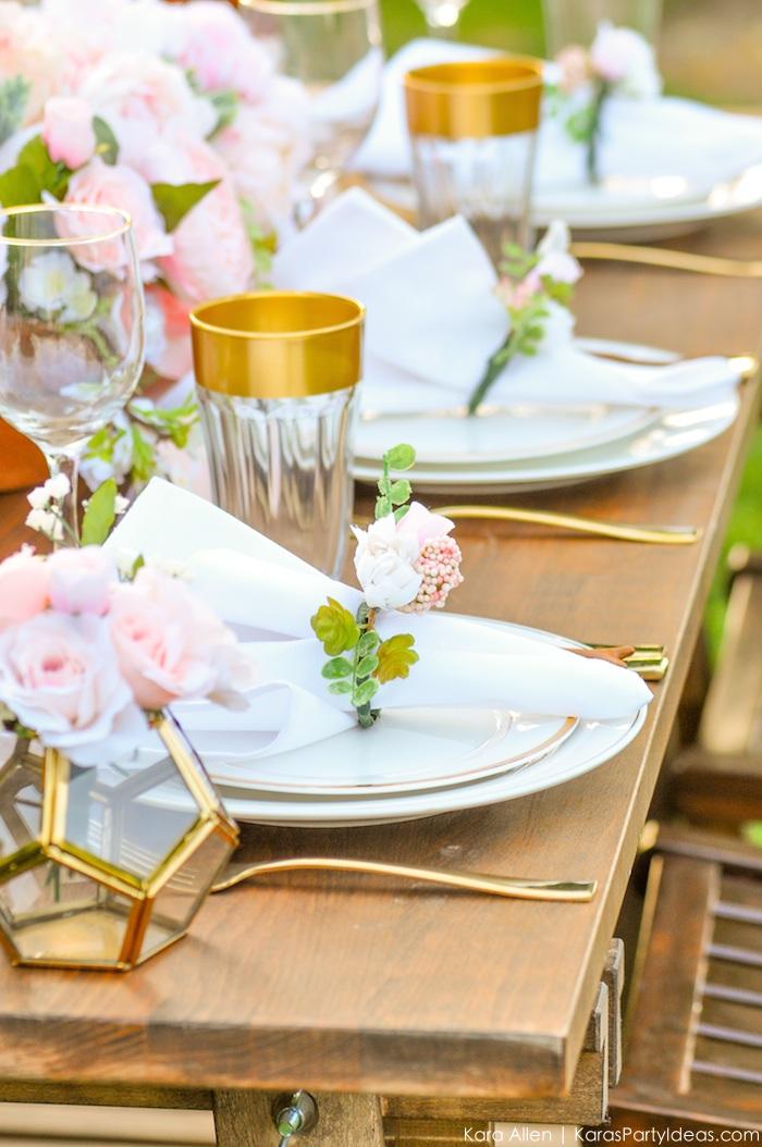Garden Party Tablescape by Kara Allen | Kara's Party Ideas | KarasPartyIdeas.com for Canon-22