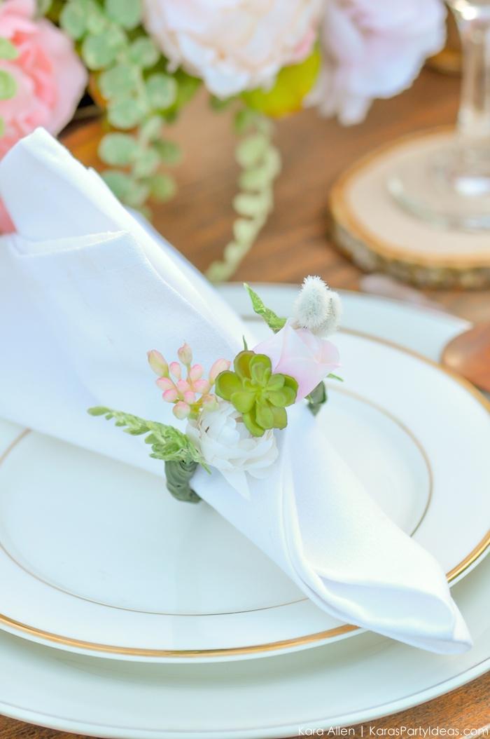 Garden Party Tablescape by Kara Allen | Kara's Party Ideas | KarasPartyIdeas.com for Canon-38