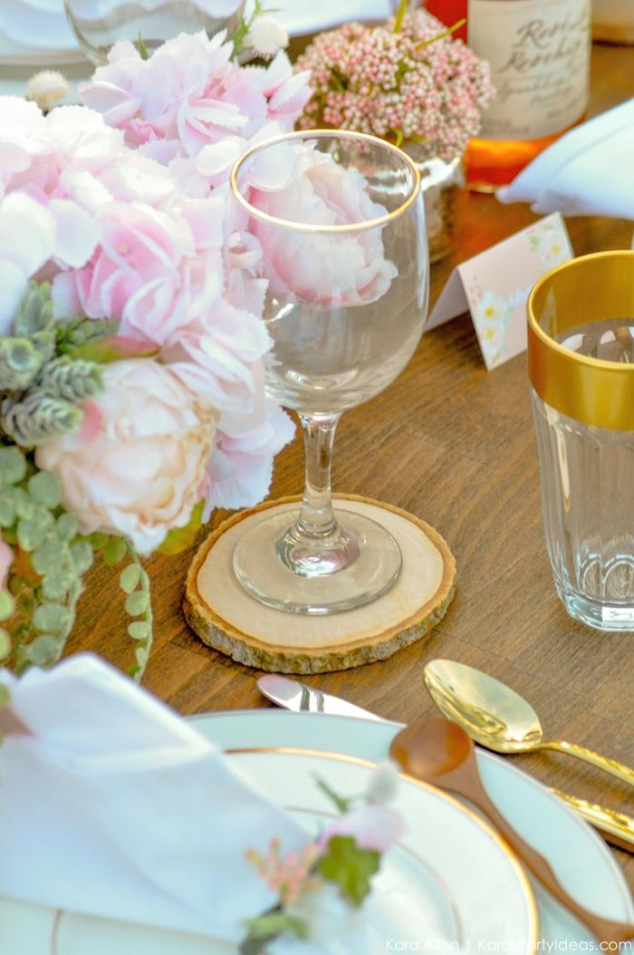 Garden Party Tablescape by Kara Allen | Kara's Party Ideas | KarasPartyIdeas.com for Canon-64