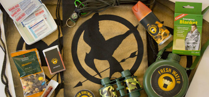 Details from a Hunger Games Tween/Teen Birthday Party via Kara's Party Ideas | KarasPartyIdeas.com (1)