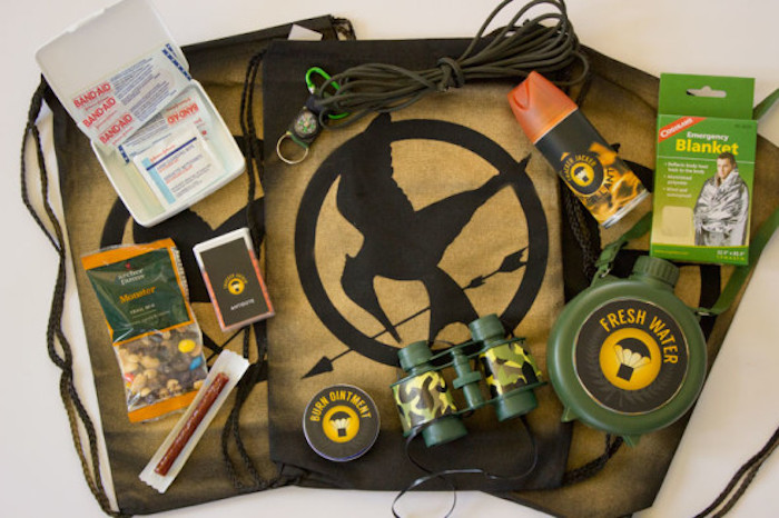 Details from a Hunger Games Tween/Teen Birthday Party via Kara's Party Ideas | KarasPartyIdeas.com (17)
