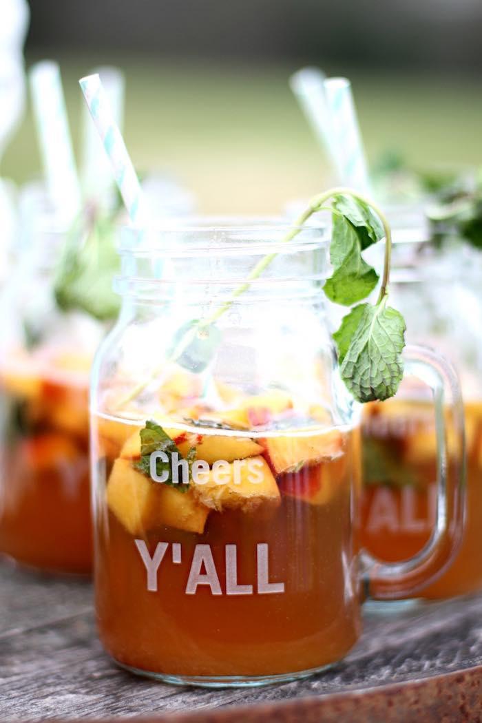 Drink from a Kentucky Derby Garden Party via Kara's Party Ideas | KarasPartyIdeas.com (47)
