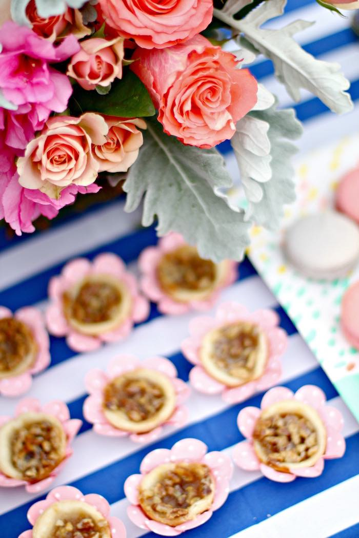 Sweets from a Kentucky Derby Garden Party via Kara's Party Ideas | KarasPartyIdeas.com (27)