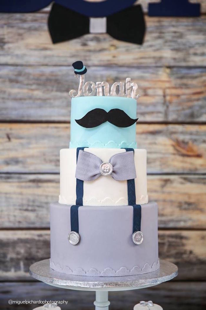 Little Man Baby Shower Decoration Ideas