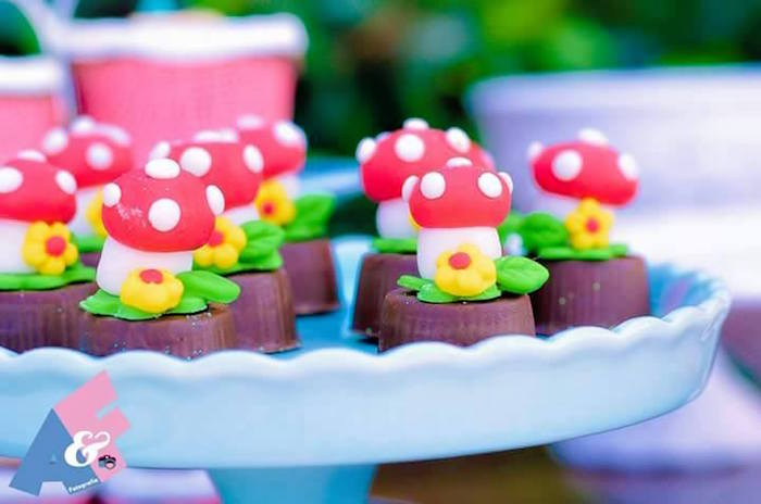 Sweets from a Little Red Riding Hood Birthday Party via Kara's Party Ideas | KarasPartyIdeas.com (51)