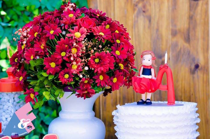 Details from a Little Red Riding Hood Birthday Party via Kara's Party Ideas | KarasPartyIdeas.com (40)