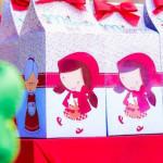 Mini Favor Boxes from a Little Red Riding Hood Birthday Party via Kara's Party Ideas | KarasPartyIdeas.com (1)