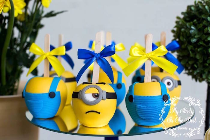 Kara S Party Ideas Minions Birthday Party Kara S Party Ideas