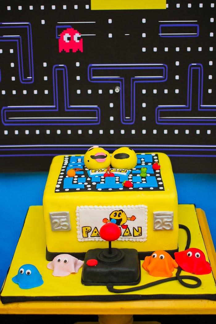 Video Game Cake Pops