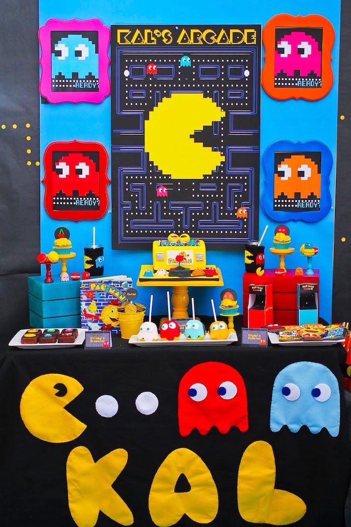 Pacman Ideas