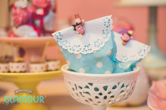 Favors from a Pajama Sleepover Themed Birthday Party via Kara's Party Ideas | KarasPartyIdeas.com (37)