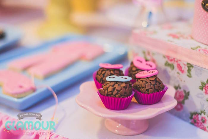 Sweets from a Pajama Sleepover Themed Birthday Party via Kara's Party Ideas | KarasPartyIdeas.com (32)