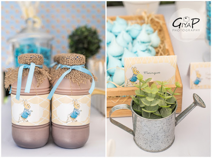 Details from a Peter Rabbit Birthday Party via Kara's Party Ideas | KarasPartyIdeas.com (23)