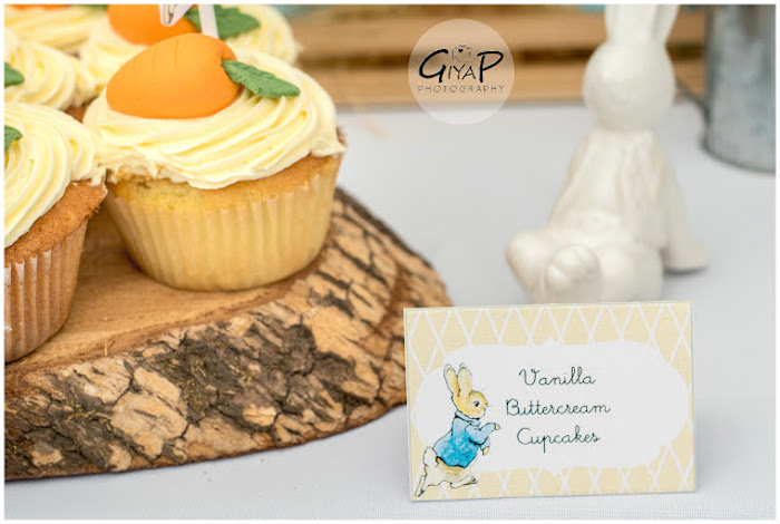 Sweet Label from a Peter Rabbit Birthday Party via Kara's Party Ideas | KarasPartyIdeas.com (19)
