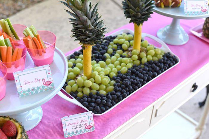 Kara S Party Ideas Pink Flamingo Pool Party Kara S Party Ideas