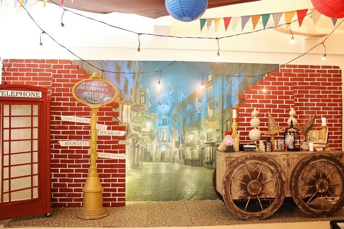 Kara S Party Ideas The Boy Who Lived Harry Potter
