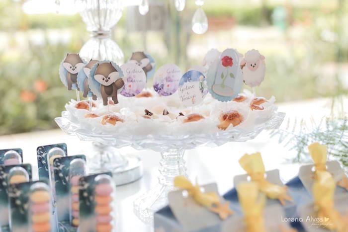Favors from a Little Prince Inspired Birthday Party via Kara's Party Ideas - KarasPartyIdeas.com (20)
