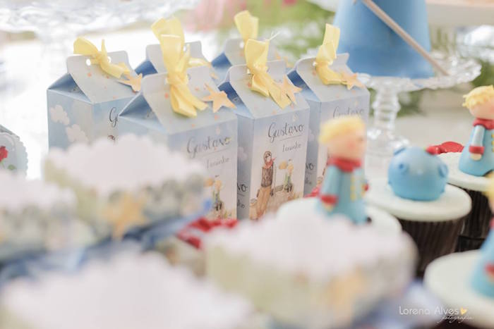 Favors from a Little Prince Inspired Birthday Party via Kara's Party Ideas - KarasPartyIdeas.com (32)