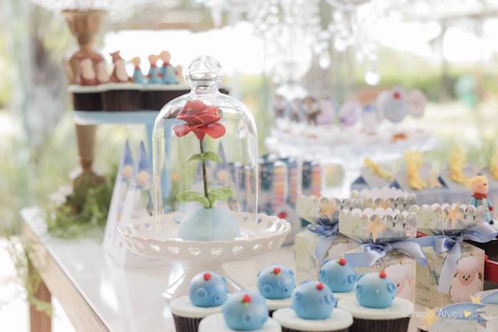 Details + Decor from a Little Prince Inspired Birthday Party via Kara's Party Ideas - KarasPartyIdeas.com (30)
