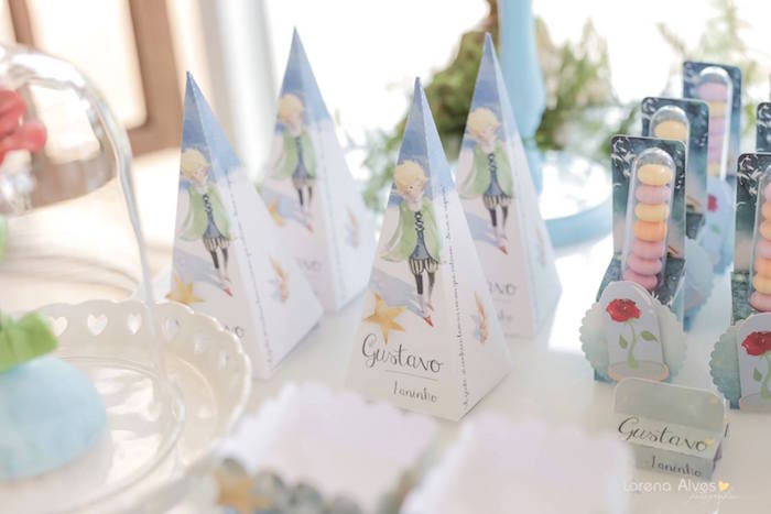 Favors from a Little Prince Inspired Birthday Party via Kara's Party Ideas - KarasPartyIdeas.com (25)