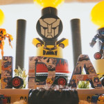 Details from a Transformers Birthday Party via Kara's Party Ideas | KarasPartyIdeas.com (1)