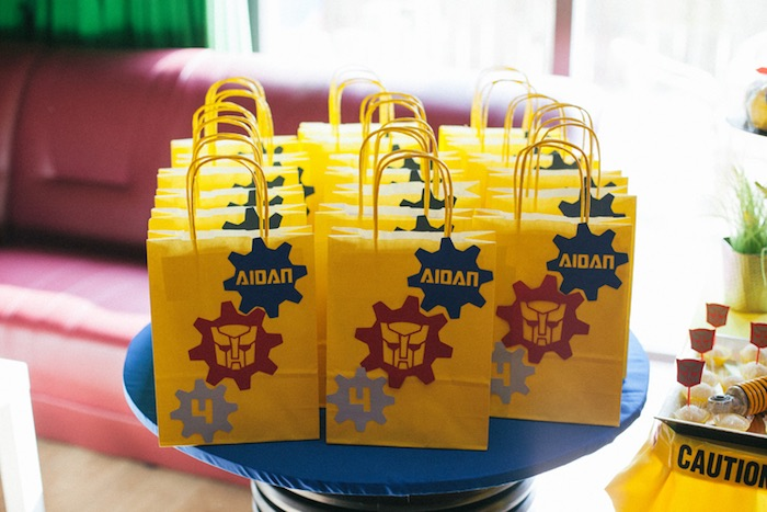 Kara S Party Ideas Transformers 4th Birthday Party Kara