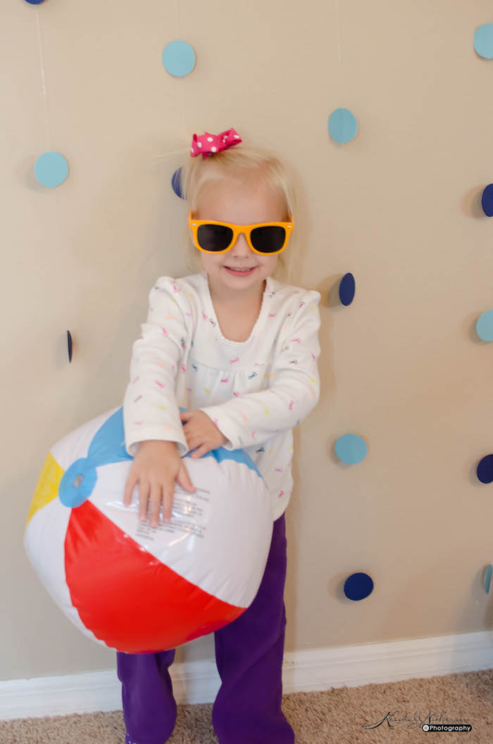 Photo Booth Fun from an Under The Sea Birthday Party via Kara's Party Ideas - KarasPartyIdeas.com (24)