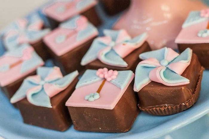 Sweets from a Vintage Carousel Birthday Party via Kara's Party Ideas - KarasPartyIdeas.com (34)